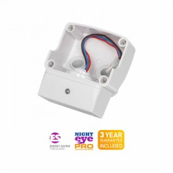 TimeGuard Dedicated Photocell for LEDPRO Floodlights - White