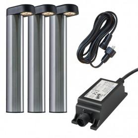 Ludeco Arvid 3 Light Kit
