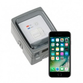 Weatherproof IP66 Wi-Fi Controlled Fused Spur