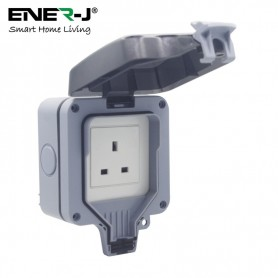 ENER-J Wifi Smart 1G Exterior Socket