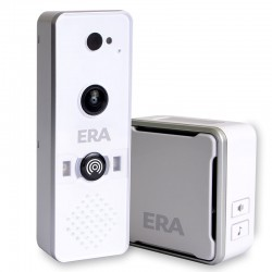ERA DoorCam - Smart Home WiFi Video Doorbell White