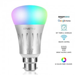 WiFi Smart LED Bulb BC Cap