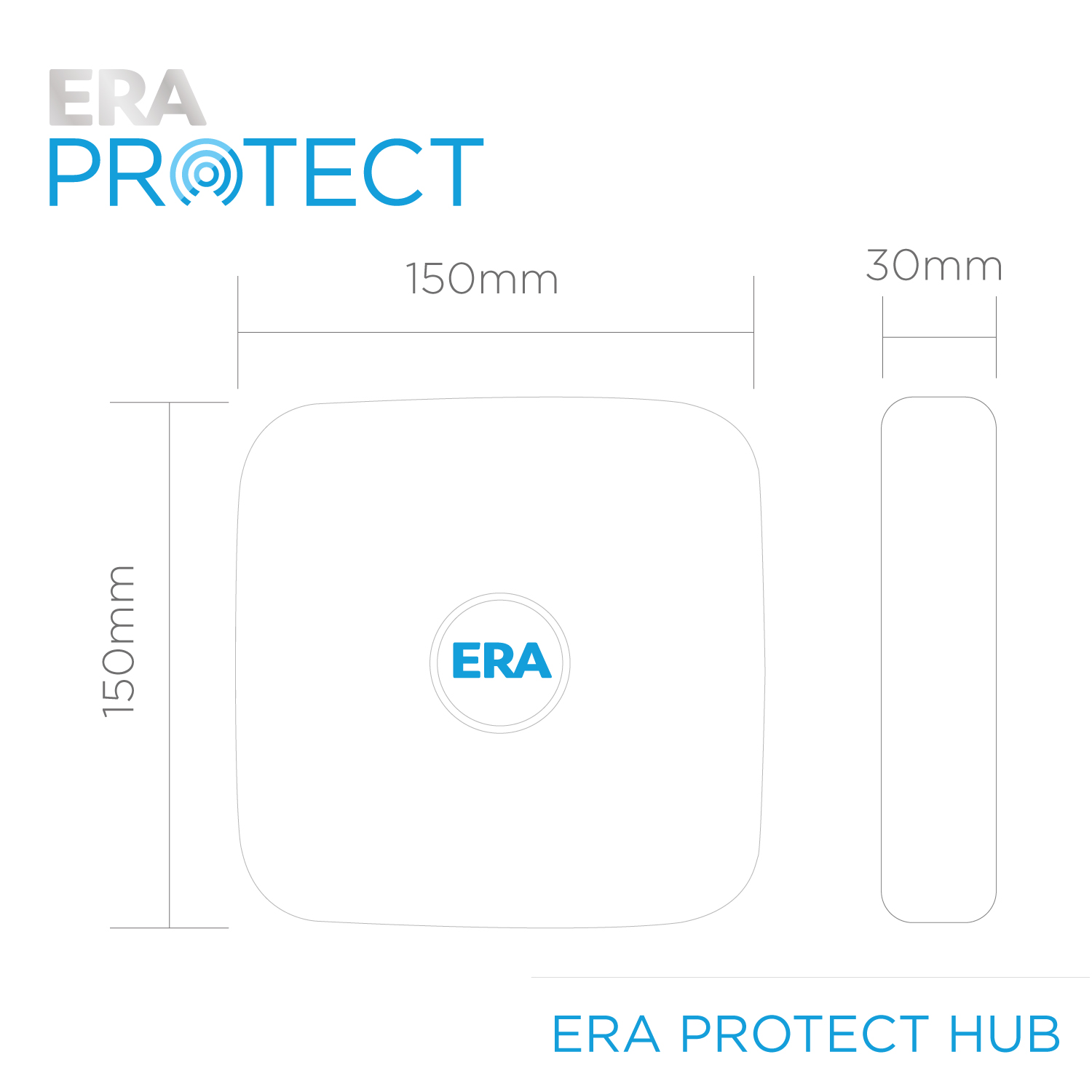 ERA Protect Hub Drawing